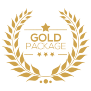 Website design in Kentucky Gold Package
